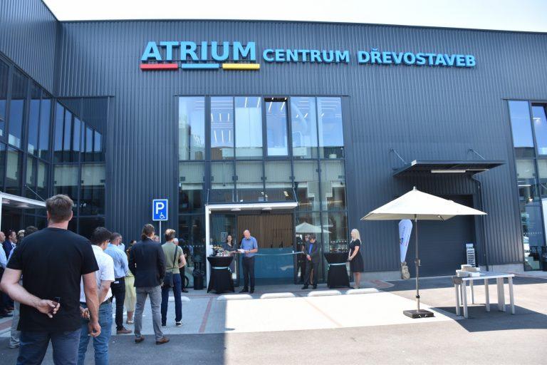 Slavnostní otevření centra